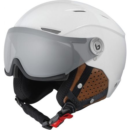 Bolle BACKLINE VISOR PHOTOCHROMIC PREMIUM - Downhill helmet with visor