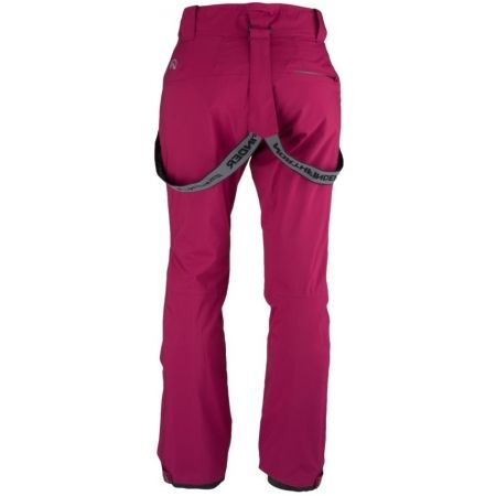 Dámské lyžařské kalhoty - Northfinder LOXLEYNA - 3