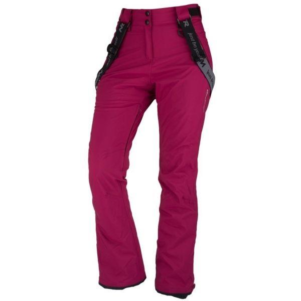 Northfinder LOXLEYNA - Dámske lyžiarske nohavice