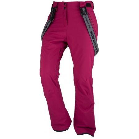 Dámské lyžařské kalhoty - Northfinder LOXLEYNA - 2