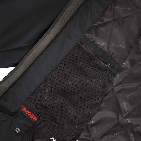 Pánská lyžařská bunda - Northfinder DASHIELL - 6