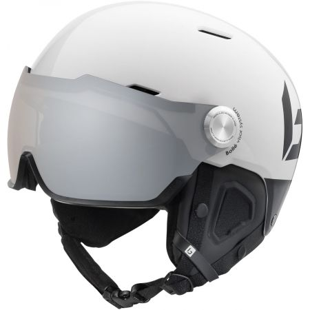 Bolle MIGHT VISOR PHOTOCHROMIC PREMIUM - Downhill helmet with visor