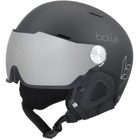 Bolle MIGHT VISOR - Skihelm mit Schild