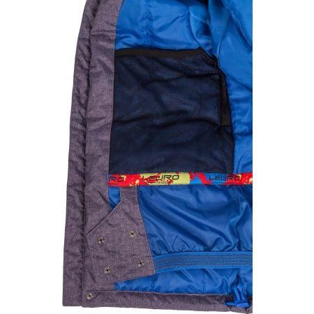 Chlapecká snowboardová bunda - Lewro CEFERINO - 4