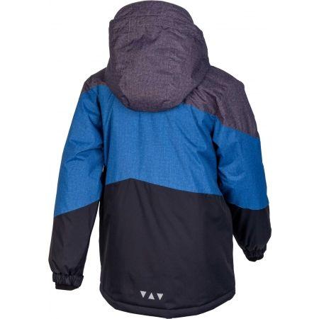 Chlapecká snowboardová bunda - Lewro CEFERINO - 3