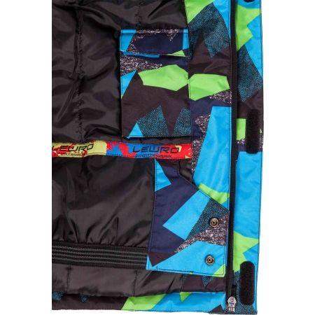 Dětská snowboardová bunda - Lewro SIMA - 4