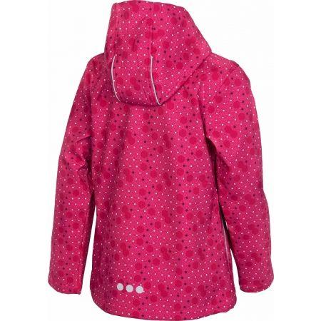 Dívčí softshellová bunda - Lewro RUFI - 3