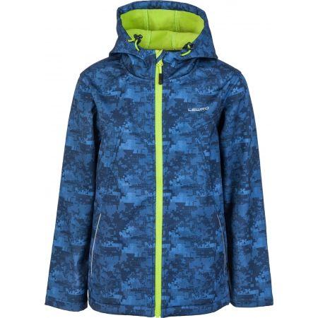 Lewro RUFUS - Fiú softshell kabát