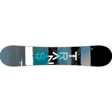 Pánsky snowboard - TRANS FR FLATROCKER - 2