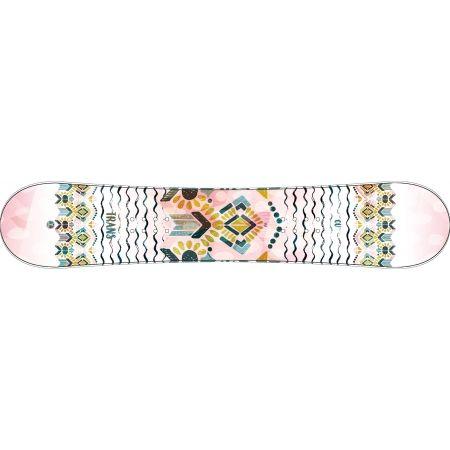 Дамски сноуборд - TRANS CU GIRL VARIOROCKER - 2
