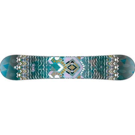 Dětský snowboard - TRANS CU JUNIOR GIRL FULLROCKER - 2