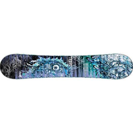 Detský snowboard - TRANS PIRATE JUNIOR FULLROCKER - 2