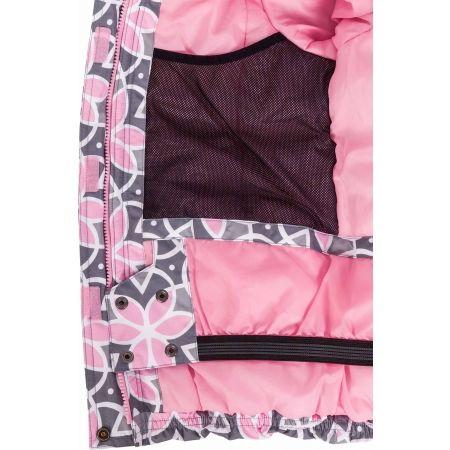 Dívčí zimní bunda - Lewro PAMILA - 4