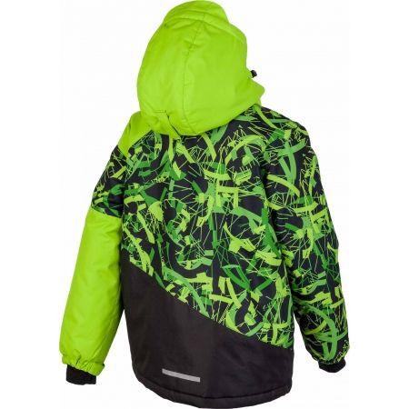 Chlapecká zimní bunda - Lewro PHIL - 3