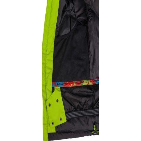 Chlapecká zimní bunda - Lewro PHIL - 4