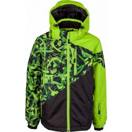 Chlapecká zimní bunda - Lewro PHIL - 1