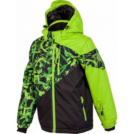 Chlapecká zimní bunda - Lewro PHIL - 2