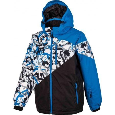 Chlapecká zimní bunda - Lewro PHIL - 6