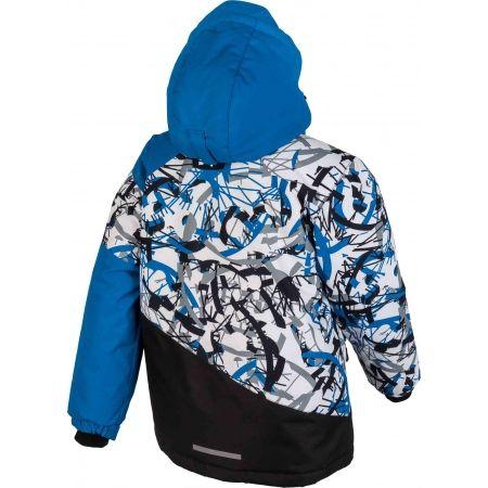 Chlapecká zimní bunda - Lewro PHIL - 7