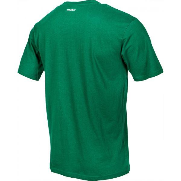 Kensis KENSO zöld XS - Férfi póló