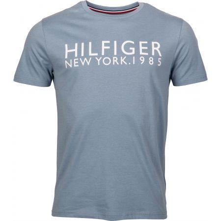 Tommy Hilfiger CN SS TEE LOGO - Tricou bărbați