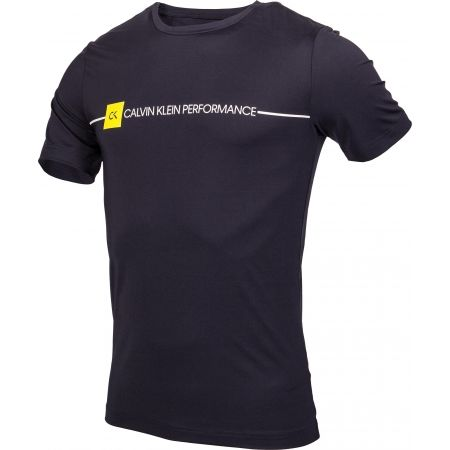 Pánské tričko - Calvin Klein SHORT SLEEVE TEE - 2