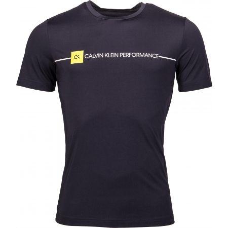Calvin Klein SHORT SLEEVE TEE - Koszulka męska