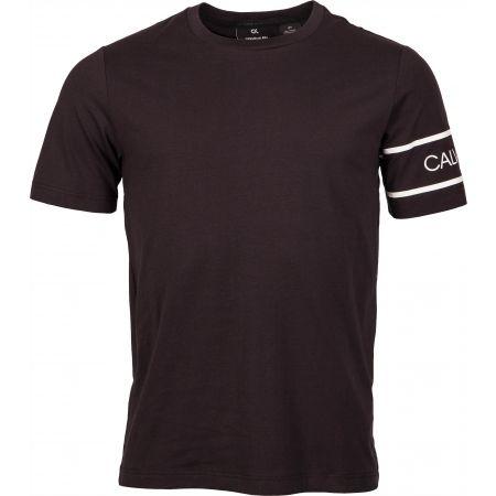 Calvin Klein SHORT SLEEVE TEE - Мъжка тениска