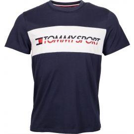 Tommy Hilfiger T-SHIRT LOGO DRIVER - Pánske tričko