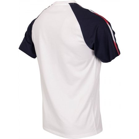 Pánske tričko - Tommy Hilfiger LOGO TEE WITH TAPE - 3
