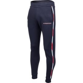 Tommy Hilfiger FLEECE TRACK PANT WITH TAPE - Мъжки анцуг