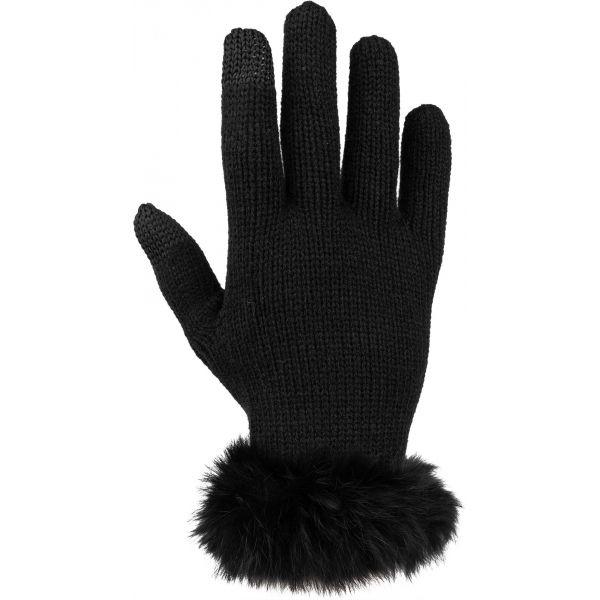 Willard MIKEA čierna Dámske rukavice UNI