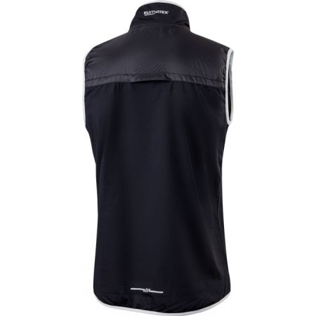 Men's winter running vest - Klimatex LEVIN - 2