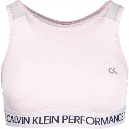 Calvin Klein MEDIUM SUPPORT SPORTS BRA - Дамско  спортно бюстие