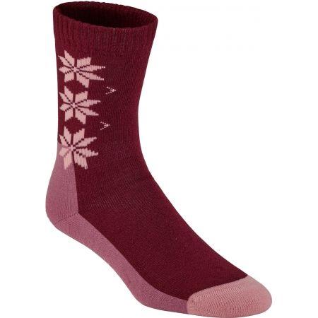 Vlněné ponožky - KARI TRAA KT WOOL SOCK 2PK - 3