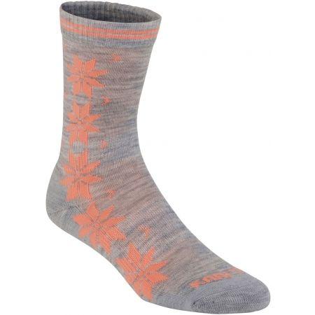 Dámské ponožky - KARI TRAA VINST WOOL SOCK 2PK - 2