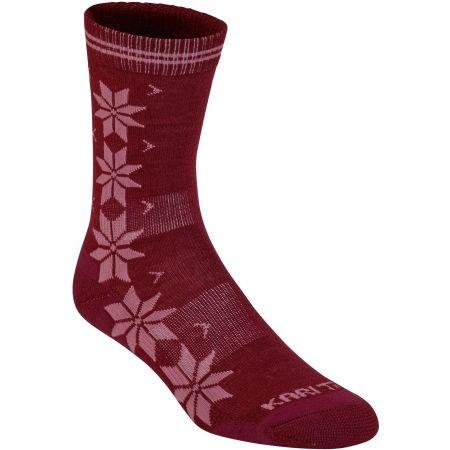 Dámské ponožky - KARI TRAA VINST WOOL SOCK 2PK - 3