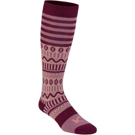 KARI TRAA AKLE SOCK - Vlnené ponožky
