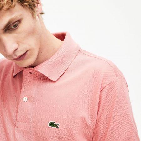 Pánske polo tričko - Lacoste S/S BEST POLO - 3