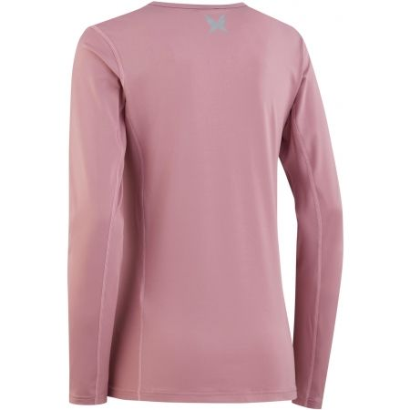 Dámske tréningové tričko s dlhým rukávom - KARI TRAA NORA LS - 2