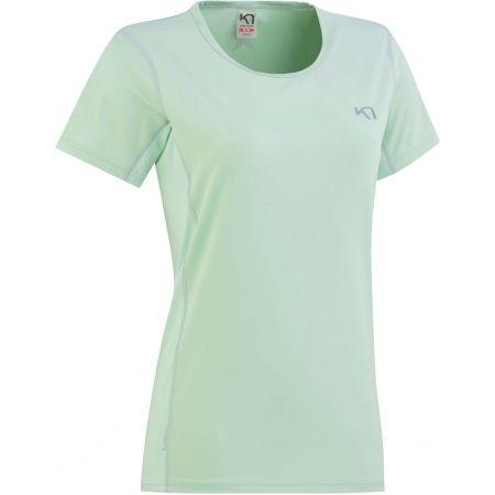 Дамска тренировъчна тениска - KARI TRAA NORA TEE - 1