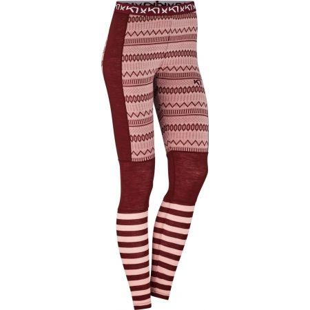 Women's tights - KARI TRAA AKLE PANT - 3