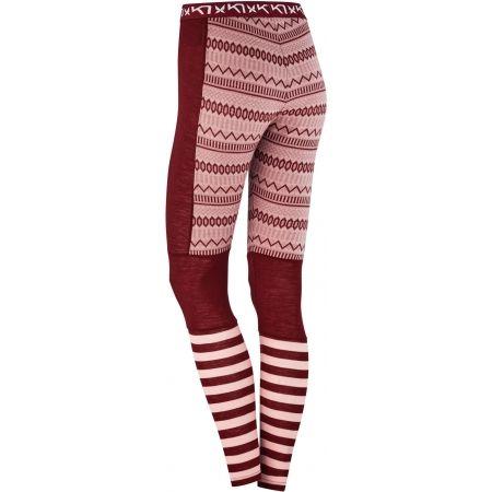 Women's tights - KARI TRAA AKLE PANT - 4