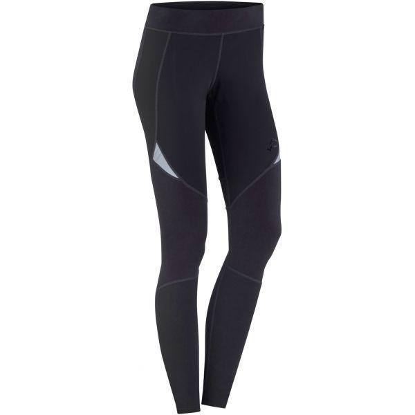KARI TRAA SIGNE TIGHTS černá M - Dámské sportovní kalhoty