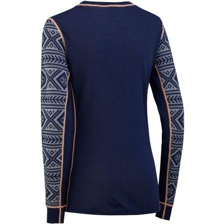 Dámske tričko s dlhým rukávom - KARI TRAA FLOKE LS - 2