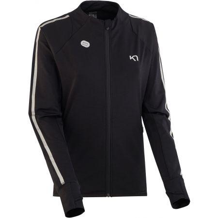 KARI TRAA MARIT MIDLAYER - Women's sports hoodie