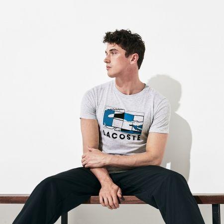 Pánske tričko - Lacoste S TEE-SHIRT - 3