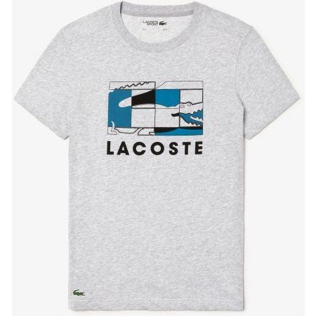 Pánske tričko - Lacoste S TEE-SHIRT - 2