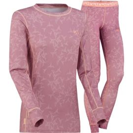 KARI TRAA SJOLVSAGT SET - Women's set of base layers
