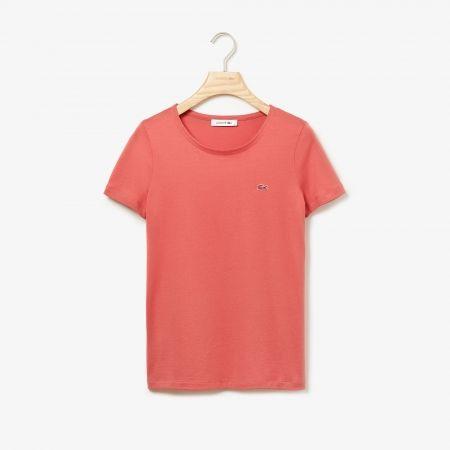 Dámske tričko - Lacoste WOMAN T-SHIRT - 2